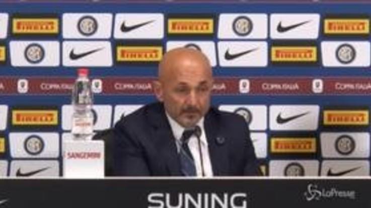 """Inter, Spalletti: """"In uno stadio così non è calcio"""""""