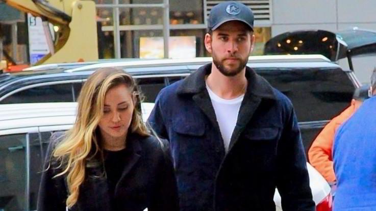 Miley Cyrus, la commovente dedica al neo marito Liam Hemsworth