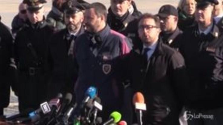"""Battisti in Italia, Bonafede: """"Risultato storico, non ci ferma nessuno"""""""