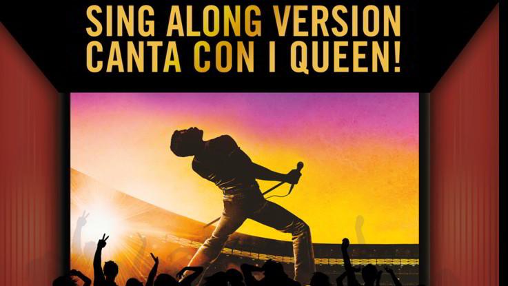 "Canta con i Queen, ""Bohemian Rhapsody"" torna al cinema in versione karaoke"
