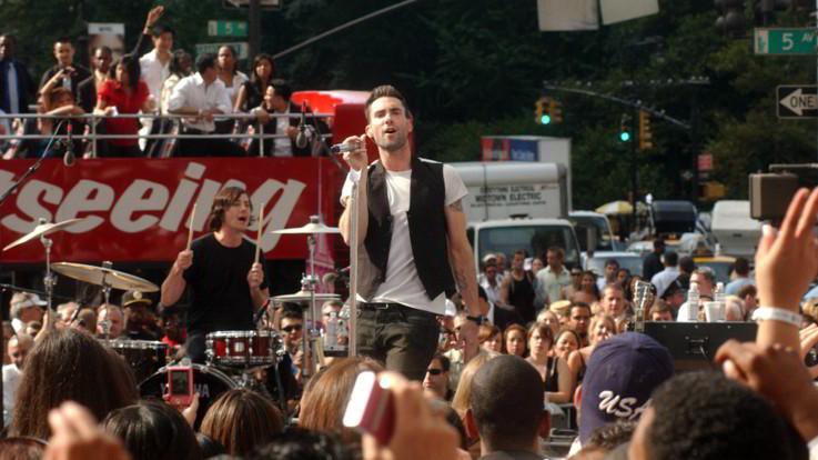 I Maroon 5 si esibiranno al Superbowl 2019: ma spunta una petizione contro la band