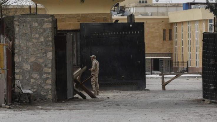 Gaza, liberi gli italiani rifugiati nella sede Onu assediata da Hamas