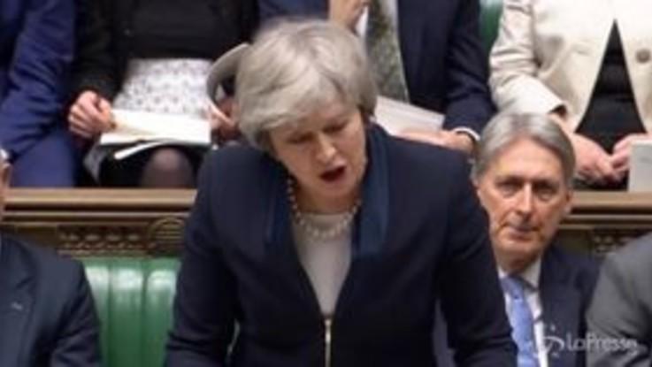 Brexit, il governo May verso il voto di sfiducia