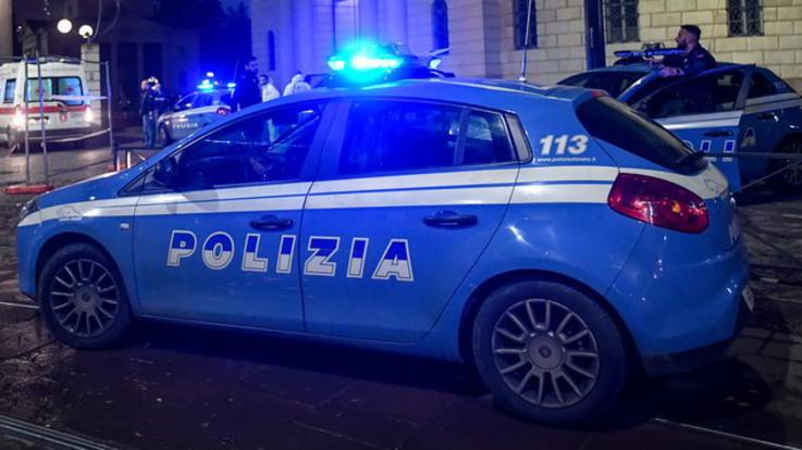 Fermata la pirata della strada che ha ucciso un senzatetto a Roma