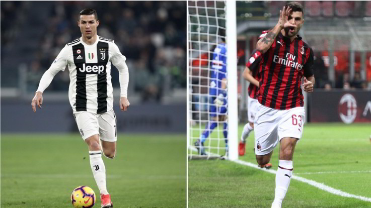 Supercoppa Italiana, Juventus-Milan | Live