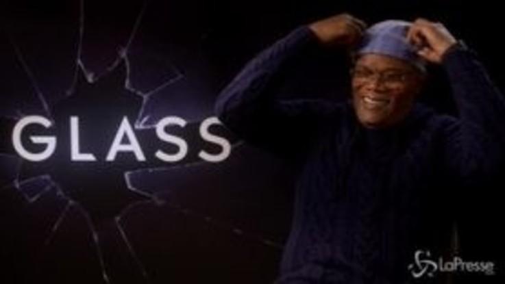 """Glass, Samuel L. Jackson: """"Il mondo è fatto di bordi taglienti"""""""