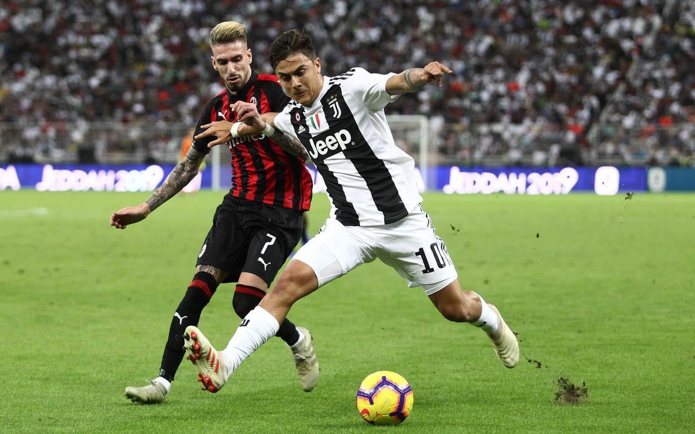 Supercoppa Italiana, Juventus-Milan 1-0   Il Fotoracconto