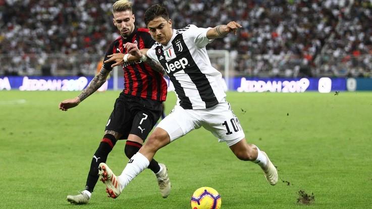 Supercoppa Italiana, Juventus-Milan 1-0 | Il Fotoracconto