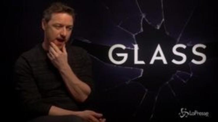 """Glass, parla il cast. E Shyamalan: """"Nolan ha aiutato il mio cinema"""""""