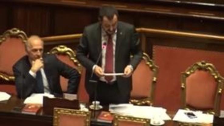 Mafie, Salvini: 6.031 tra pentiti, testimoni e familiari sotto protezione