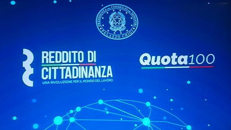 Il Cdm dà via libera al decretone per reddito di cittadinanza e quota 100