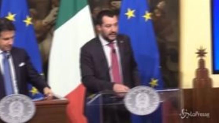 """Decretone, Salvini: """"Obiettivo quota 41, la Fornero si prepari a piangere ancora"""""""