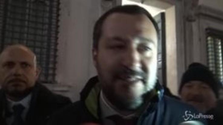"""Decretone, Salvini: """"Ci sarà la riforma della governance di Inps e INAIL"""""""