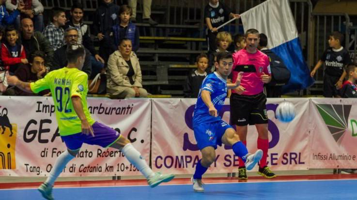 Calcio a 5, Serie A: Napoli e Maritime si sfidano su LaPresse.it