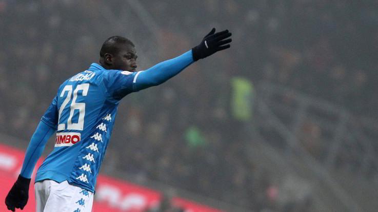Napoli, respinto il ricorso per Koulibaly: il difensore out contro la Lazio