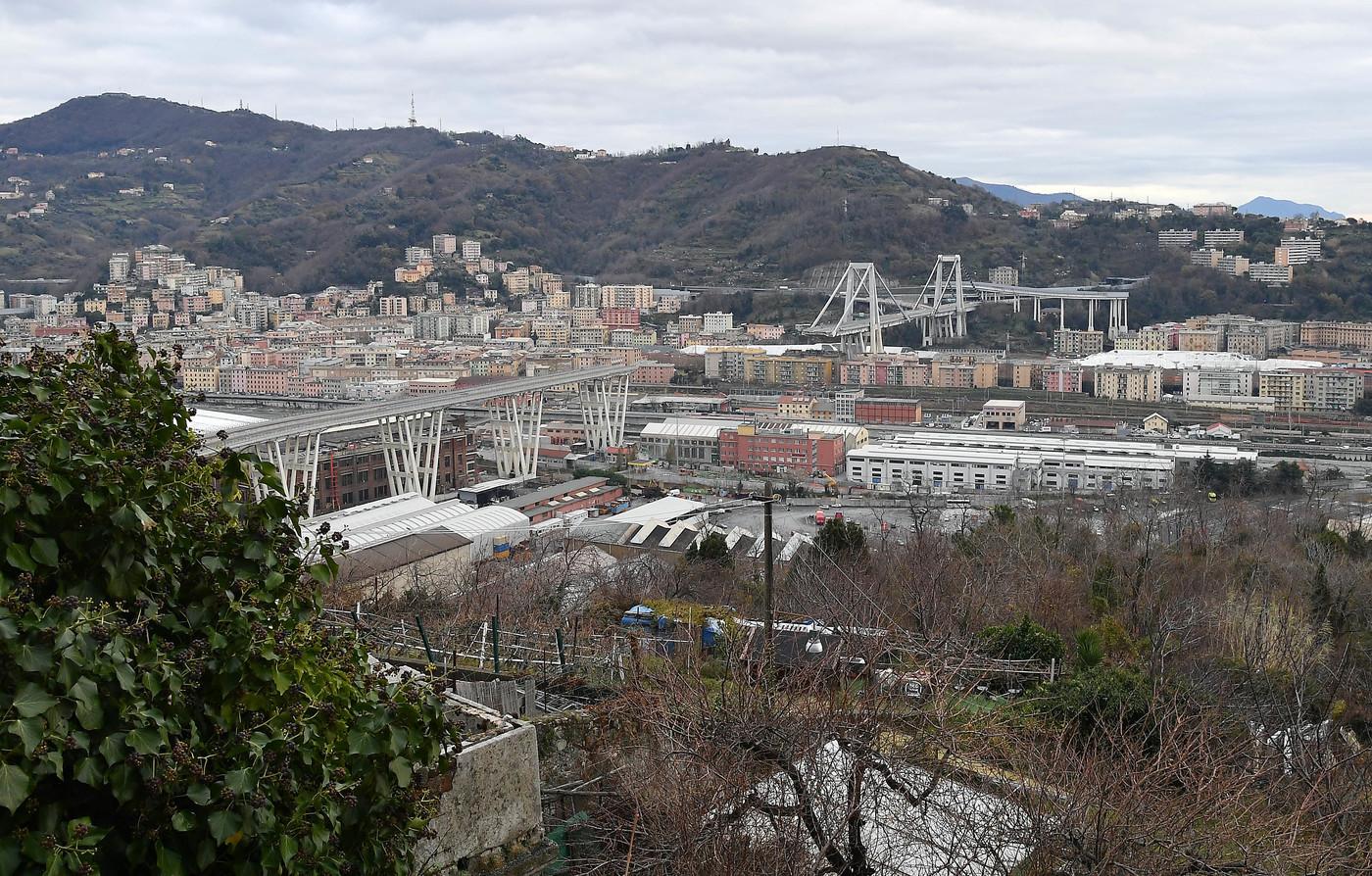 """Genova, """"Il nuovo ponte percorribile dal 15 aprile 2020"""""""