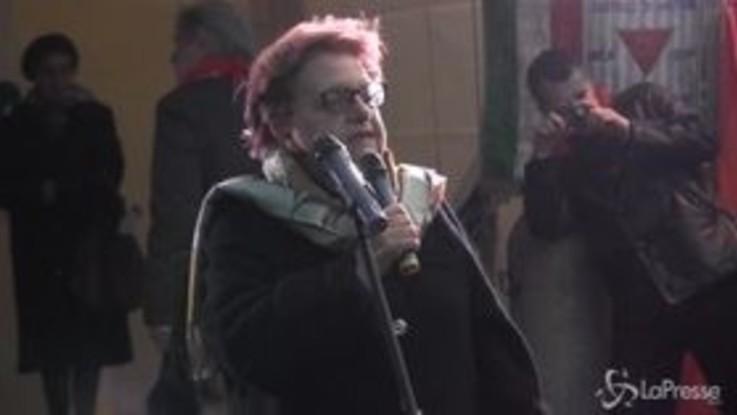 """Sesto San Giovanni, Nespolo (Anpi): """"Si vergognino forze politiche che danno copertura e voce ai fascisti"""""""
