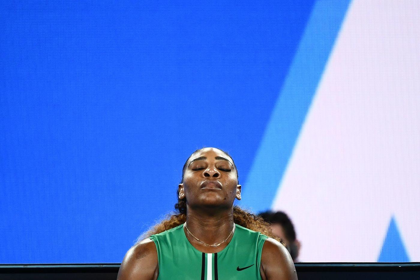 Australian Open, fuori Fognini, avanti i big. Per l'Italia resta solo Camila Giorgi