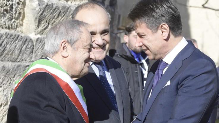 """Matera, il primo giorno da Capitale europea della Cultura. Conte: """"Da qui deve partire la riscossa del Sud"""""""