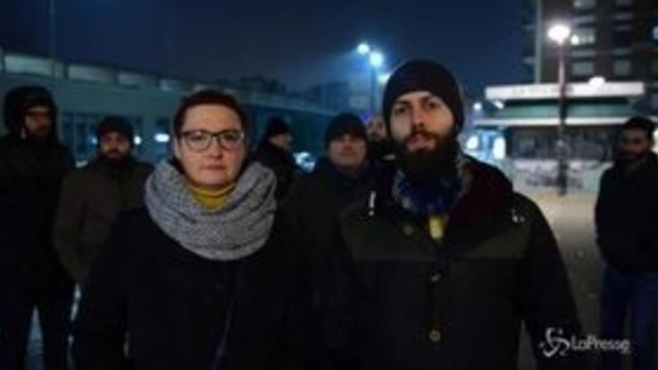 Torino, omicidio davanti palazzine ex Moi: presidio Casapound
