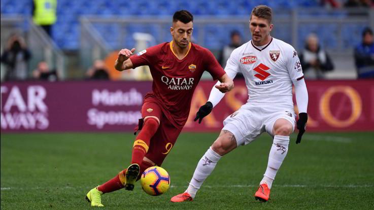 Serie A, Roma-Torino 3-2 | Il Fotoracconto