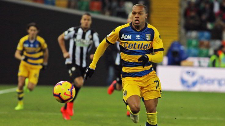 Serie A, Udinese-Parma 1-2 | Il Fotoracconto