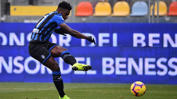 Serie A, poker di Zapata. Frosinone-Atalanta 0-5 | Live