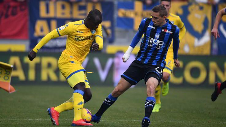 Serie A, Frosinone-Atalanta 0-5   Il fotoracconto
