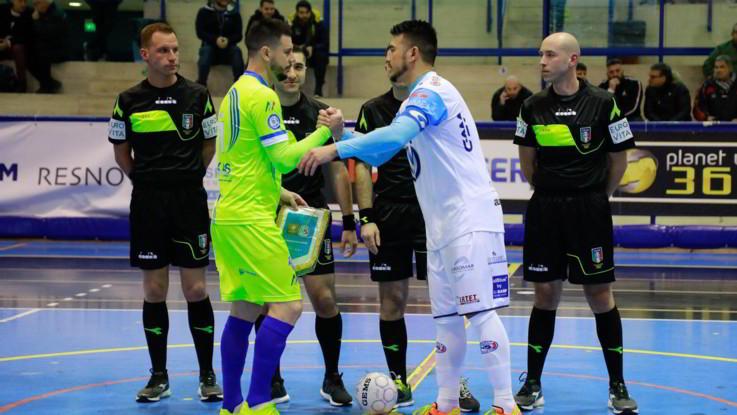 Calcio a 5, Serie A: il Napoli sorride, Maritime dominato