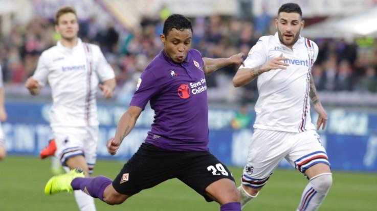Pezzella gol al 93': Fiorentina-Samp 3-3     Foto     Kurtic risponde a Palacio, Spal-Bologna 1-1       Foto