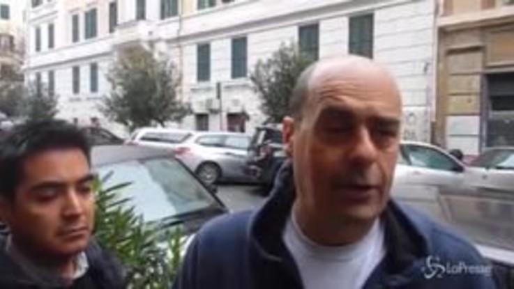 """Migranti, Zingaretti: """"Oggi è una giornata di lutto, serve un modello più umano"""""""