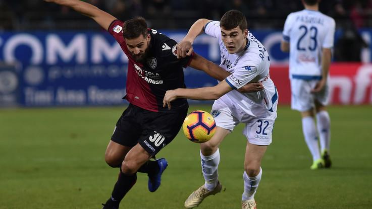 Serie A, Cagliari-Empoli 2-2    Il fotoracconto