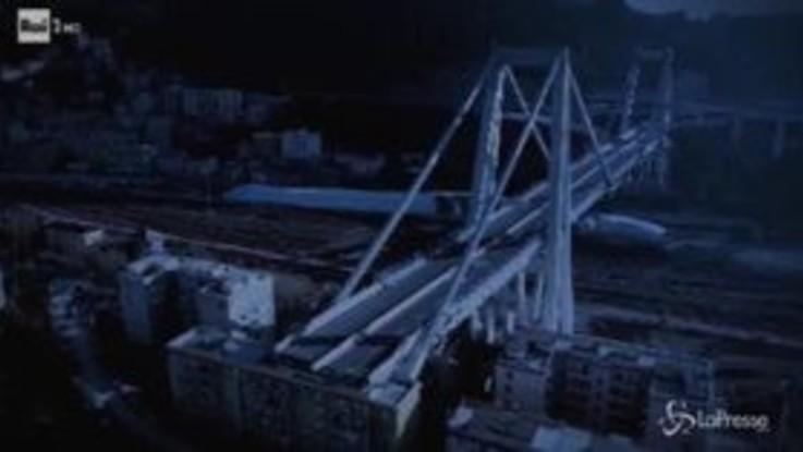 Genova, il commovente omaggio di Neri Marcorè a De Andrè