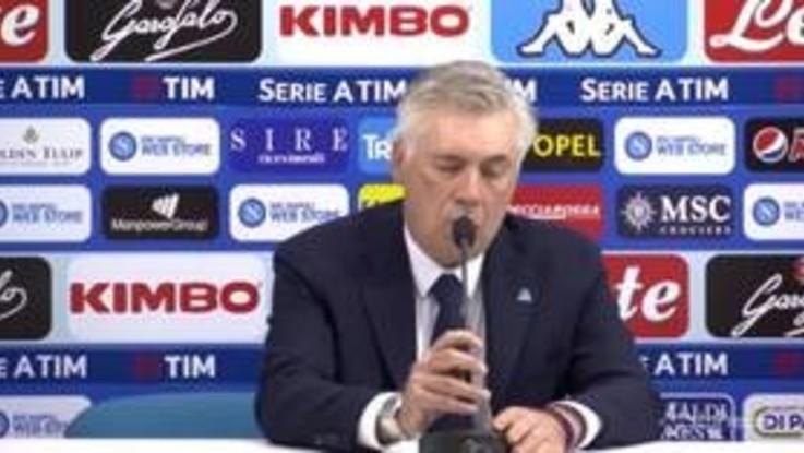 """Napoli, Ancelotti: """"Vittoria meritata, c'è stata 'cazzimma'"""""""