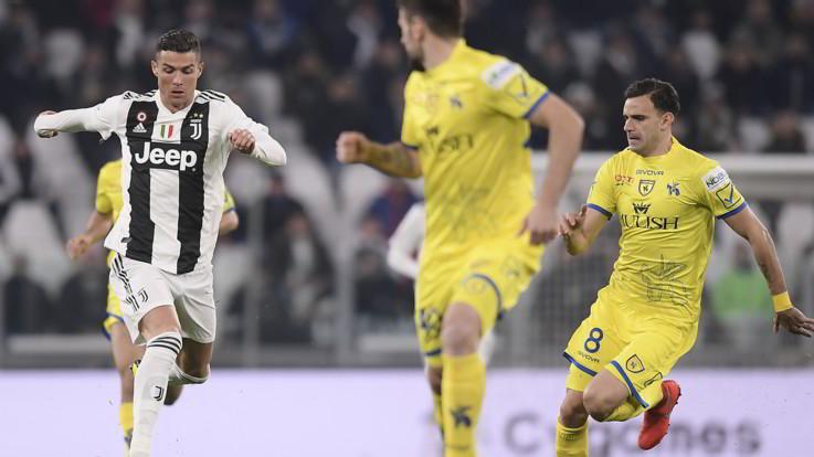Serie A, Juventus-Chievo 3-0   Il Fotoracconto