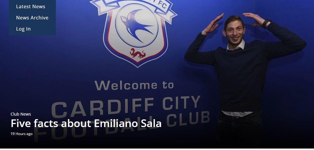 """Aereo scomparso sulla Manica, a bordo il calciatore Emiliano Sala. La polizia: """"Possibilità scarse"""""""