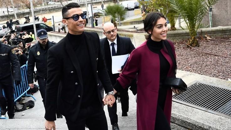 Frode fiscale, Ronaldo chiude il processo in Spagna: multa da 3,6 milioni
