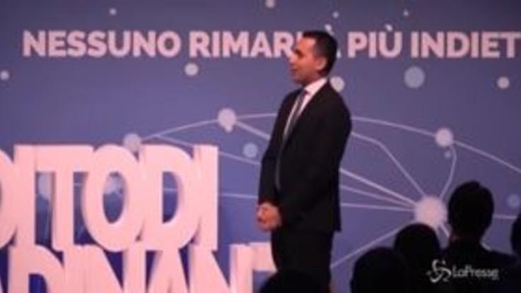 """Di Maio: """"Lino Banfi rappresenterà l'Italia nella commissione Unesco"""""""