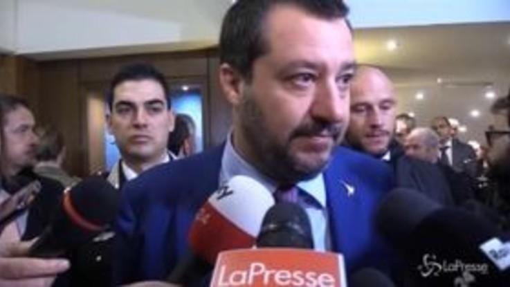 """Libia, Salvini: """"I migranti? So io cosa fa Conte"""""""