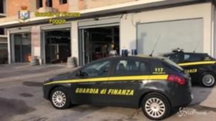 Foggia, evasione fiscale da 30 milioni di euro: arrestato un imprenditore