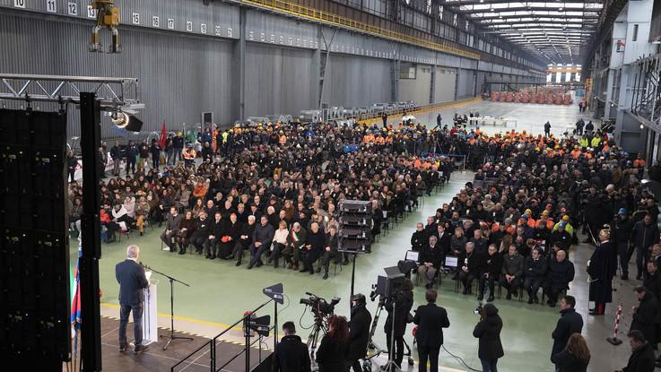 """Mattarella ricorda Guido Rossa: """"Lottò per tutti"""". E ai Br in fuga: """"Scontino la pena""""   I misteri 40 anni dopo l'omicidio dell'operaio"""