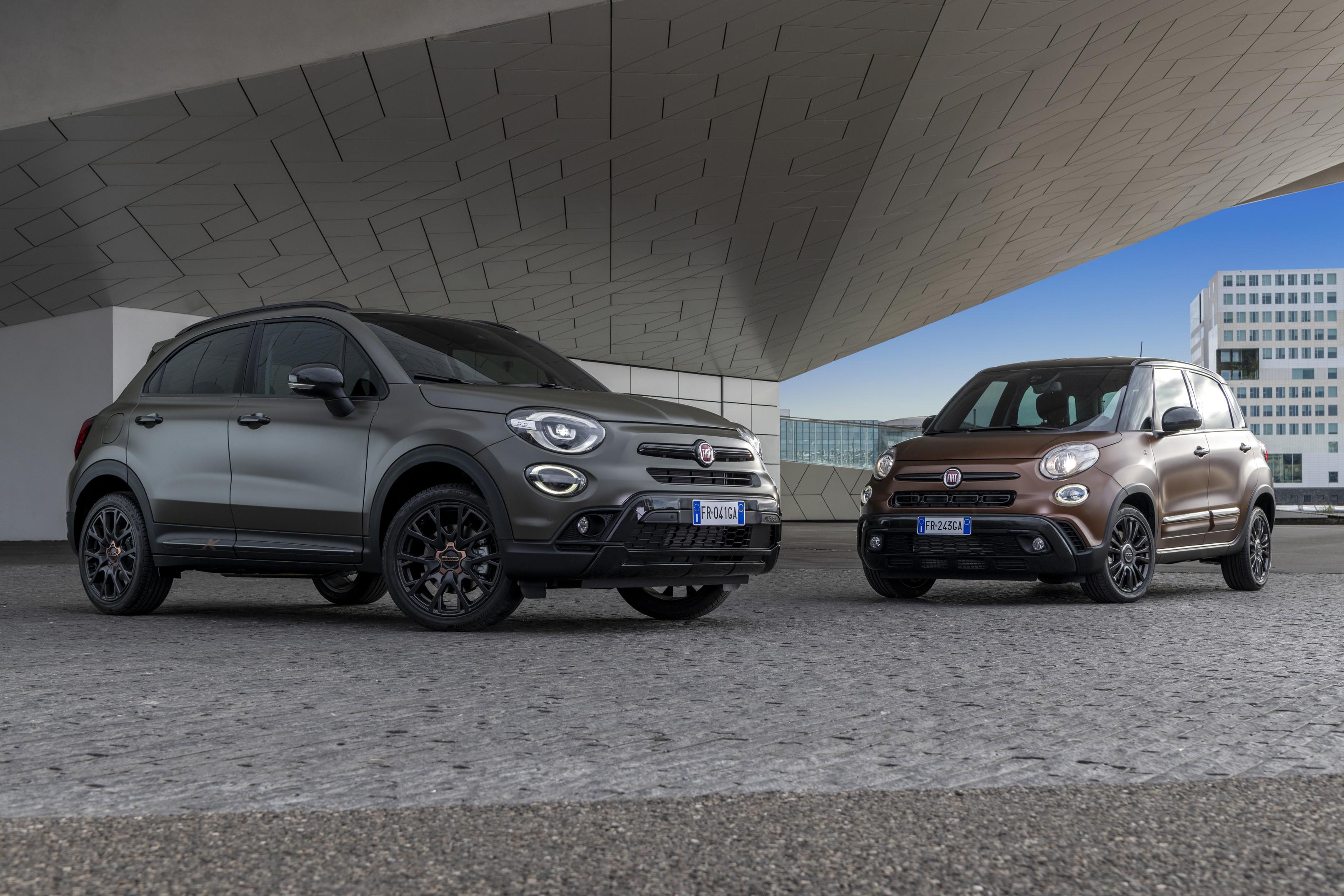 Fiat, arrivano le nuove 500 S-Design