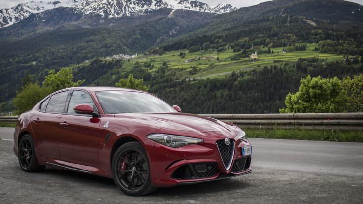 Alfa Romeo: quadrifoglio d'Inghilterra