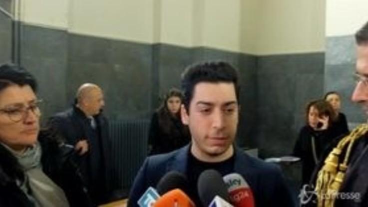 """Lega, Renzo Bossi: """"Grazie a Salvini per non averci querelato? Ha valutato con i legali in base alle prove"""""""