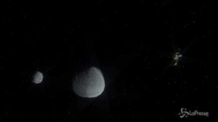 Spazio, uno smallsat italiano documenterà impatto sonda-asteroide
