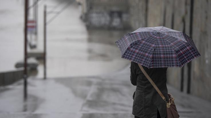 Cielo nuvoloso, al Sud continua la pioggia: il meteo del 24 e 25 gennaio