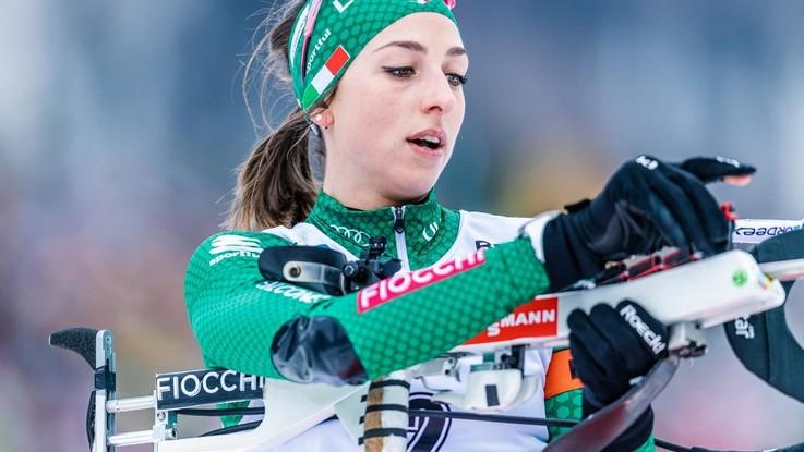 """Biathlon, Vittozzi senza limiti: """"Obiettivo Mondiali ma sogno la Coppa del Mondo"""""""