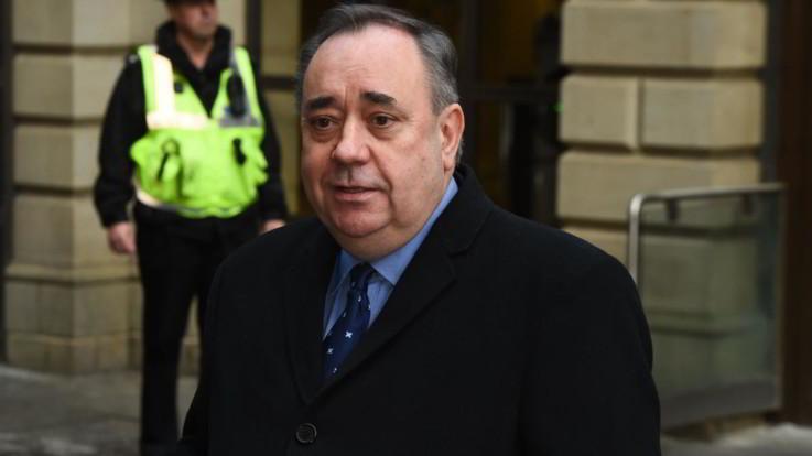 L'ex premier scozzese Salmond accusato di tentato stupro e aggressioni sessuali