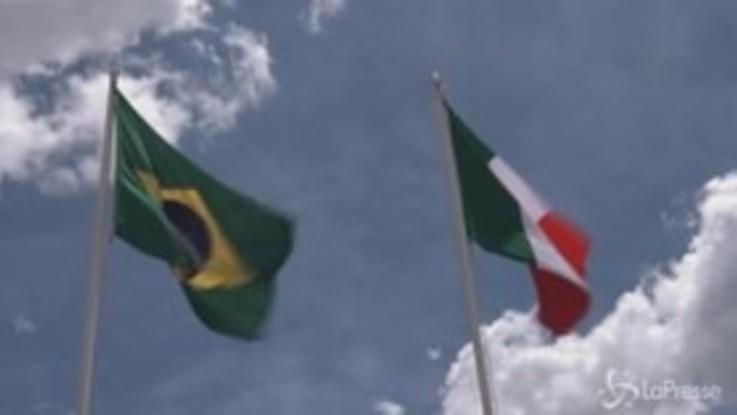 Difesa, la ministra Trenta incontra il suo omologo brasiliano e lo ringrazia per il caso Battisti