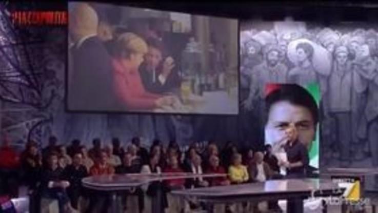 """La rivelazione di Conte a Merkel: """"Cinque Stelle preoccupati per i sondaggi"""""""